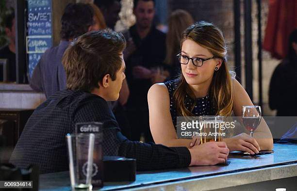 'Bizarro' Kara grows closer with Cat's son Adam on SUPERGIRL Monday Feb 1 on the CBS Television Network