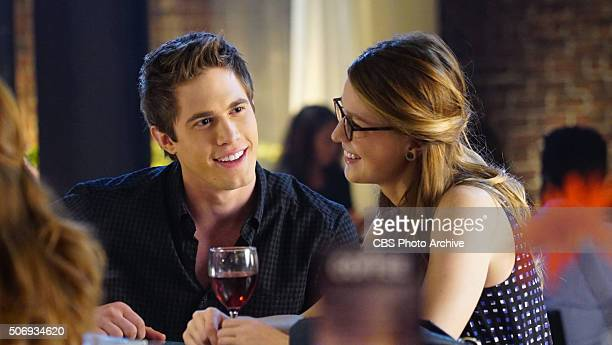 Bizarro Kara grows closer with Cat's son Adam on SUPERGIRL Monday Feb 1 on the CBS Television Network