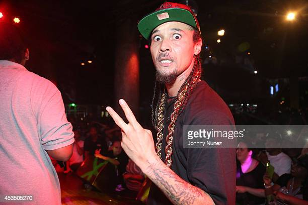 Bizzy Bone of Bone Thugs N Harmony onstage at SOB's on August 11 2014 in New York City