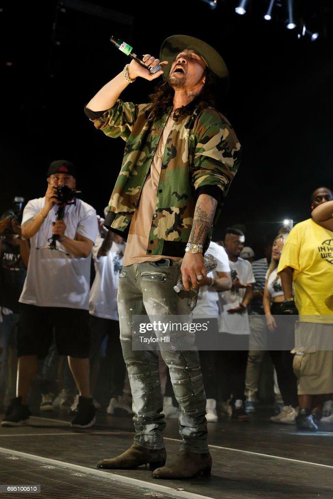 HOT 97 Summer Jam 2017 : News Photo