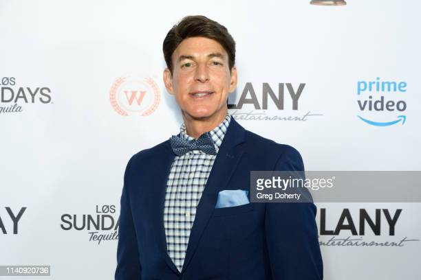 Bj Korros attends The Bay The Series PreEmmy Red Carpet Celebration at The Shelby on May 2 2019 in Los Angeles California