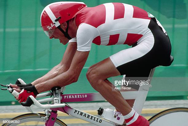 bjarne rus cycles at the 1996 olympic games - 1996 summer olympics atlanta stock pictures, royalty-free photos & images