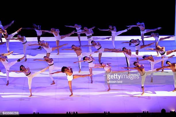 Béjart Ballet Lausanne gastiert mit ihrem Programm Ballet for Life im Rahmen des 28 Kölner Sommerfestivals vom 28 Juli bis 02 August 201 in der...