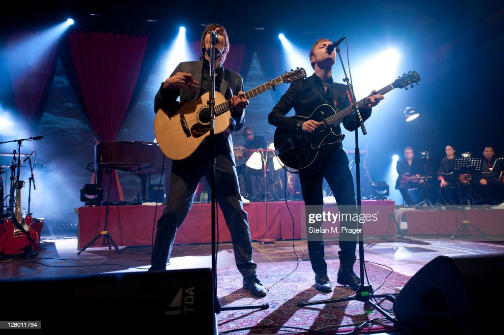 Mando Diao Performs At Zenith In Munich