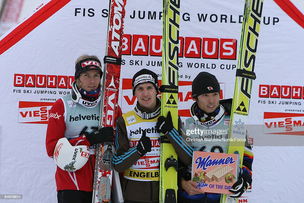 FIS Ski Jumping World Cup - Day 3