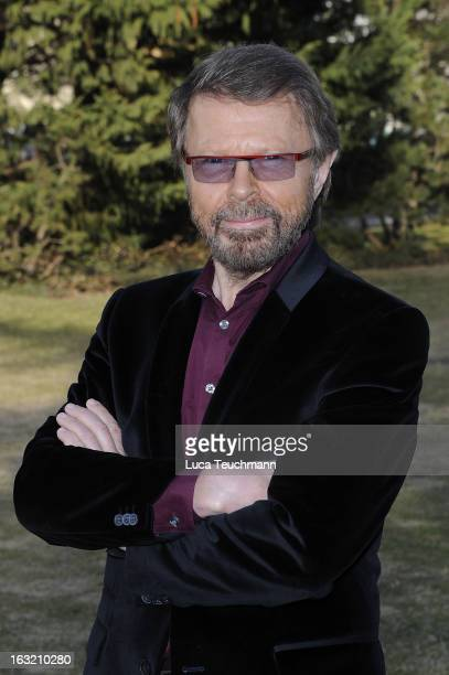Bjoern Ulvaeus attends the press conference First 'ABBA The Museum' on March 6 2013 in Berlin Germany