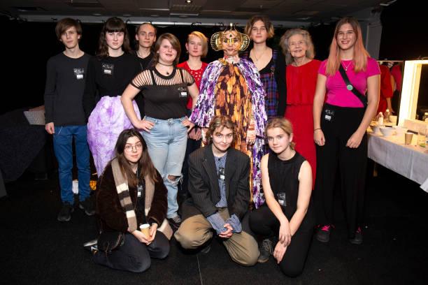 SWE: Bjork Concert In Stockholm