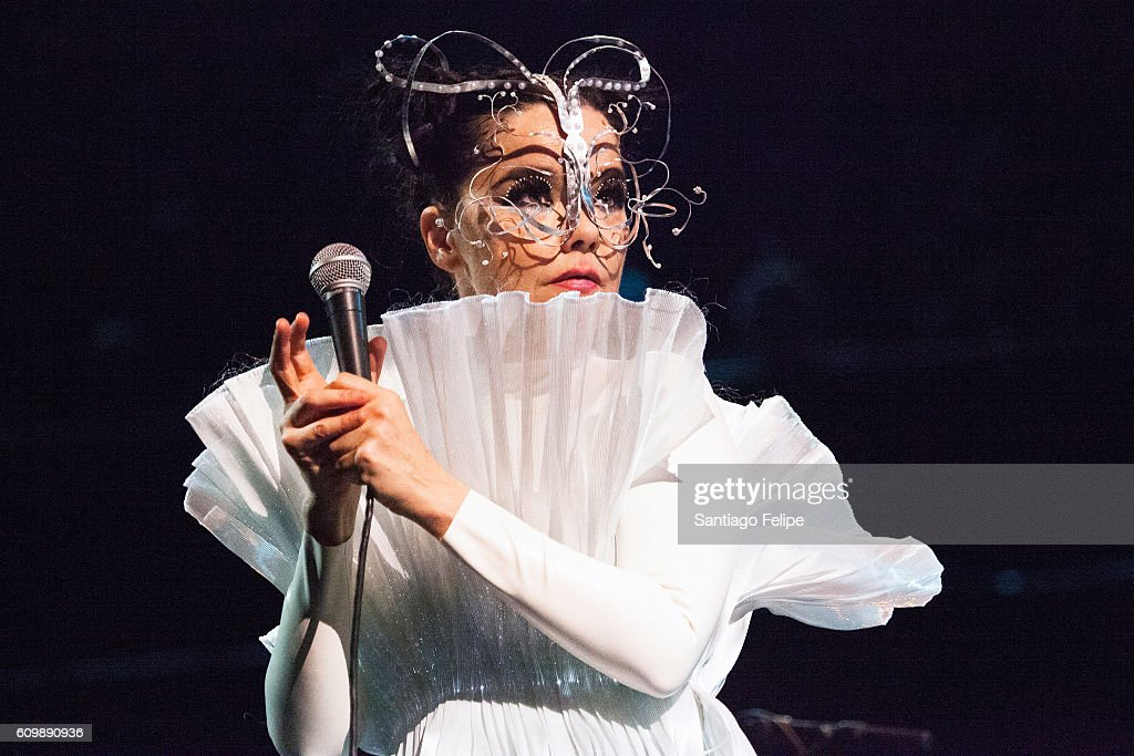 Bjork Performs At The Royal Albert Hall