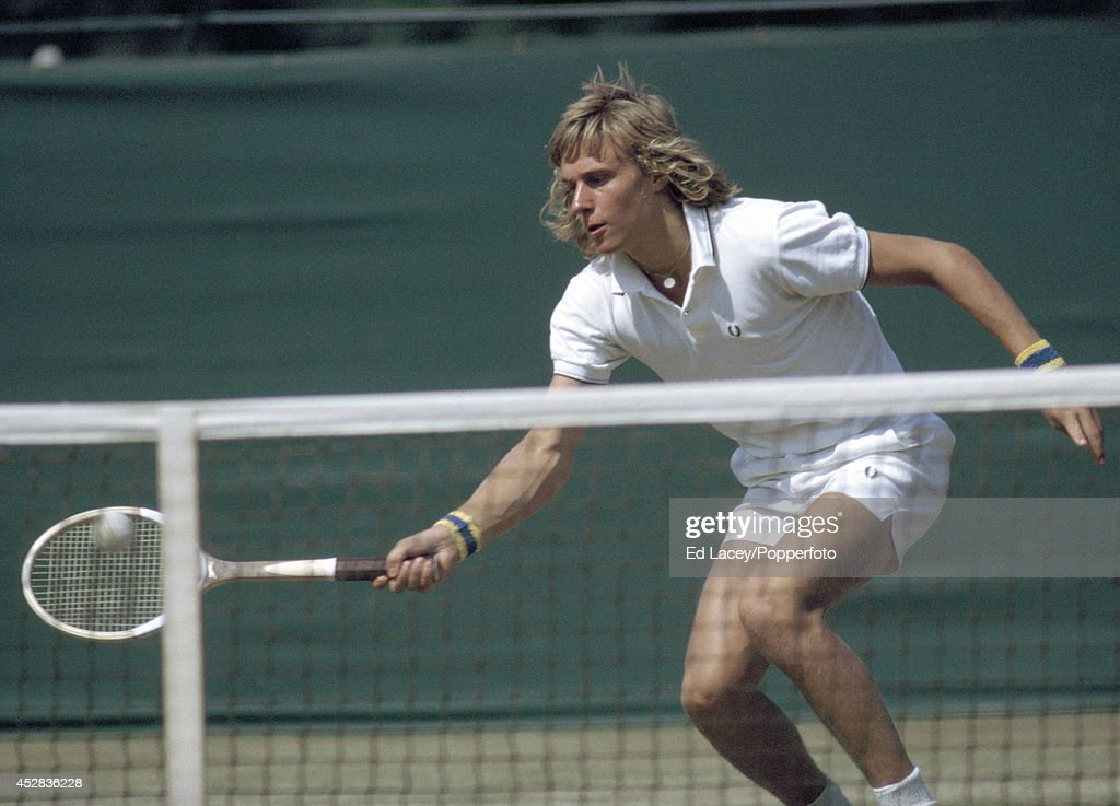 Bjorn Borg : News Photo