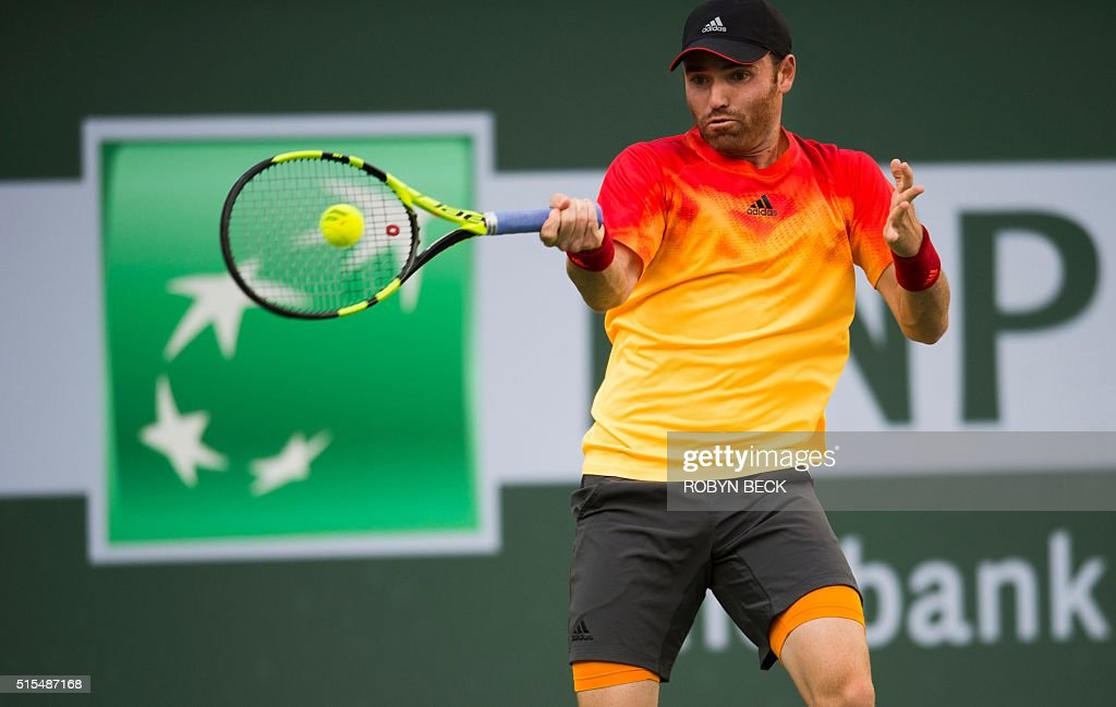 TENNIS-USA-BNP-PARIBAS : News Photo