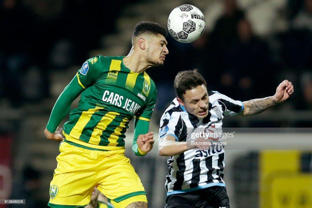 Heracles v ADO Den Haag - Eredivisie