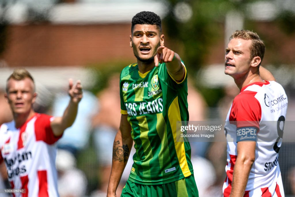 ADO Den Haag v FC Oss - Pre-Season Friendly