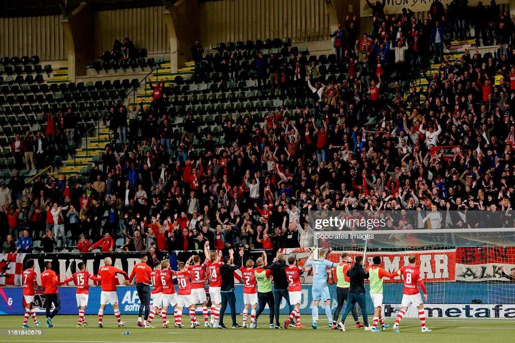 AZ Alkmaar v FC Mariupol - UEFA Europa League : News Photo