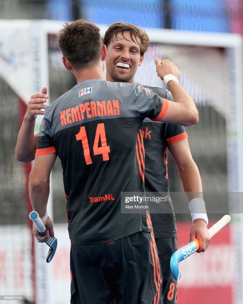 Hero Hockey World League Semi-Final - Day Seven