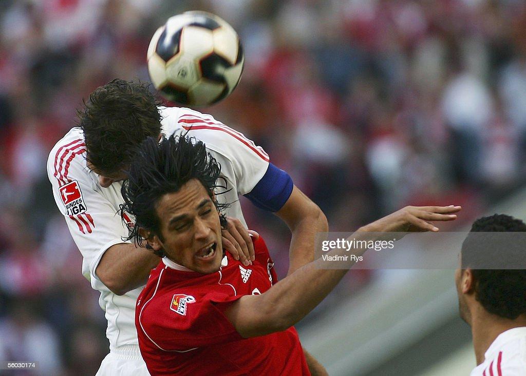 1.FC Cologne v Bayern Munich : Nachrichtenfoto