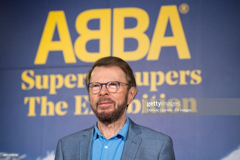 Abba: Super Troupers exhibition : News Photo
