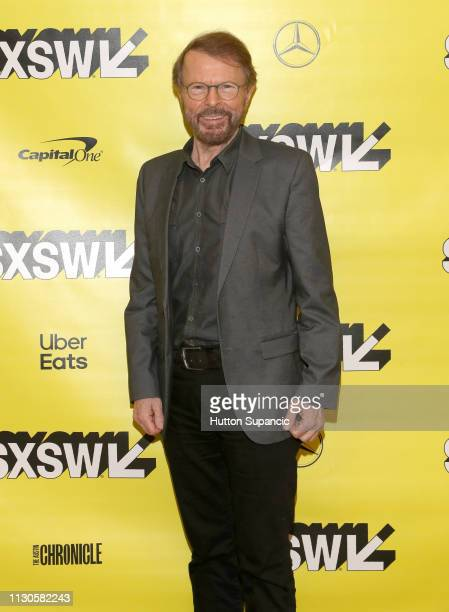 Bjorn Ulvaeus attends Featured Session Creator Credits Providing the Missing Links during the 2019 SXSW Conference and Festivals at Hilton Austin on...