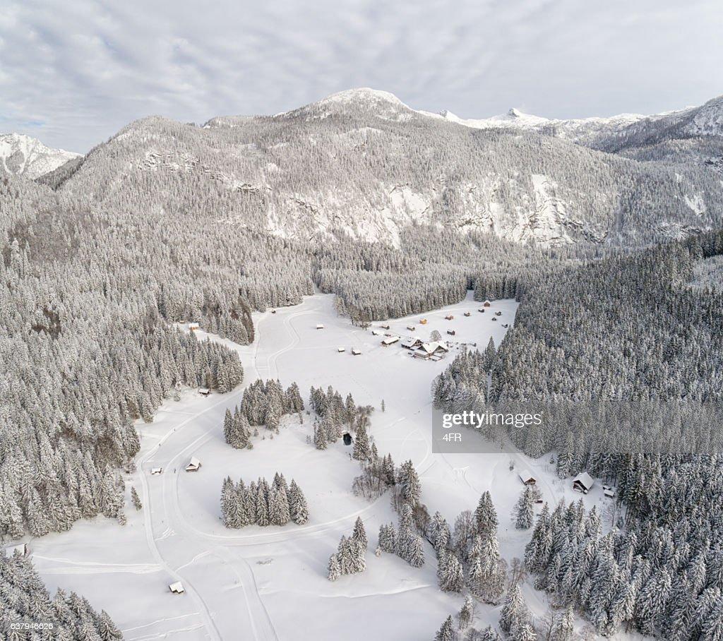 Blaa-Alm, Ausseerland, Styria, Austria, Austrian Alps : Stock Photo