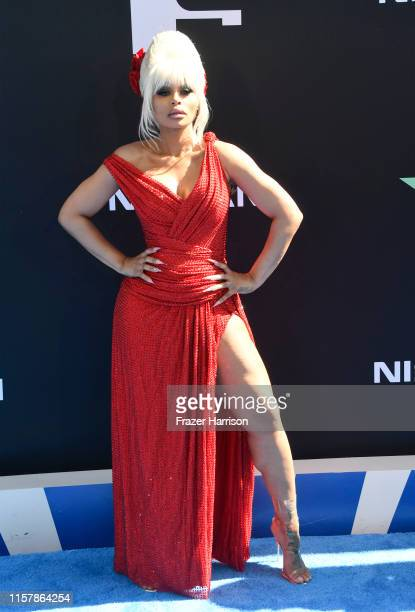 Blac Chyna attends the 2019 BET Awards on June 23 2019 in Los Angeles California