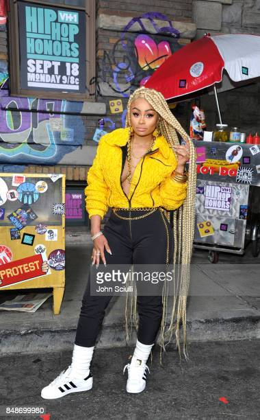 Blac Chyna attends VH1 Hip Hop Honors The 90s Game Changers at Paramount Studios on September 17 2017 in Los Angeles California
