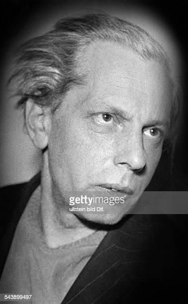 Blacher Boris Conductor Germany* Photographer Charlotte Willott 1953Vintage property of ullstein bild