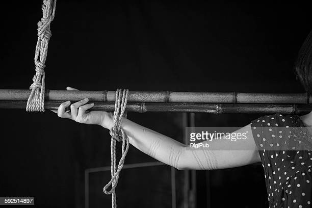 shibari images shibari stock photos and pictures getty images 2837
