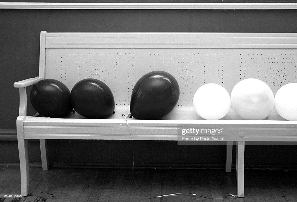 Black and White : Stock-Foto
