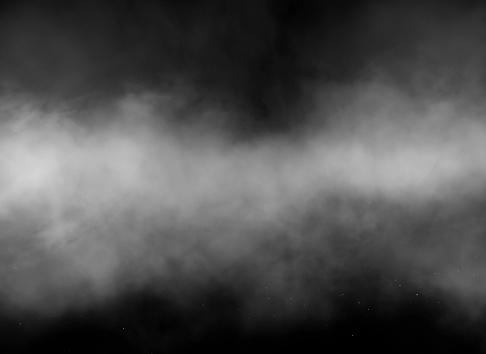 Black and white smoke 1077679226