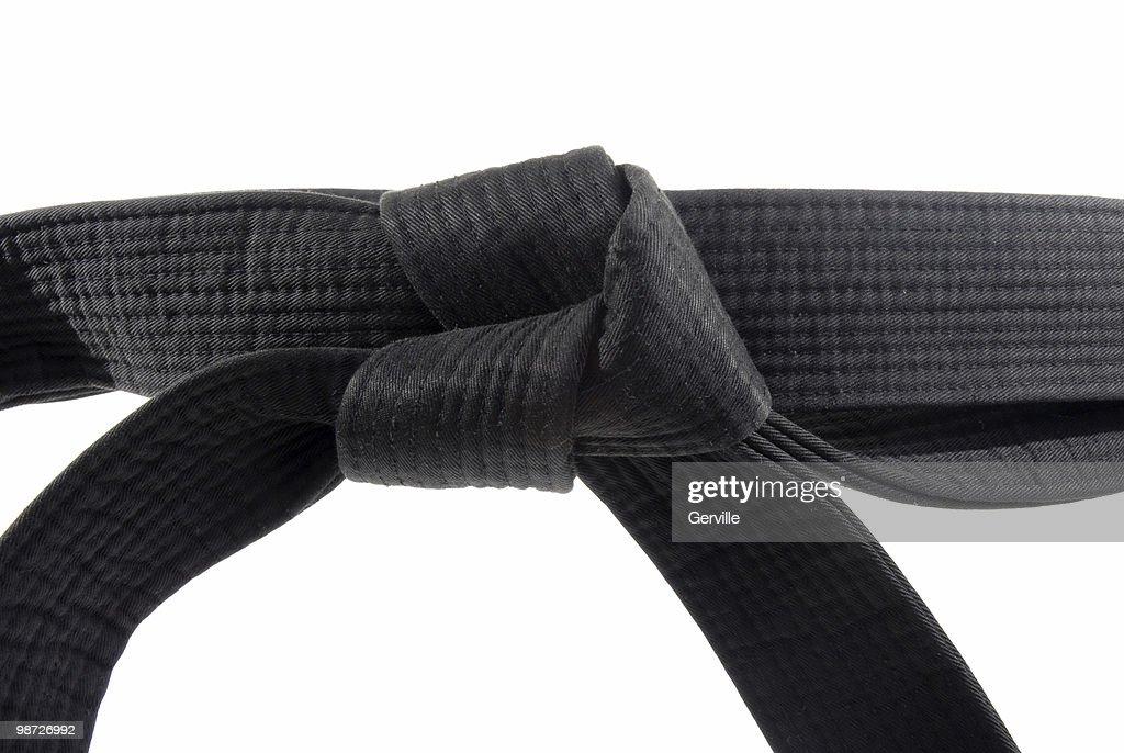 Black belt : Stock Photo