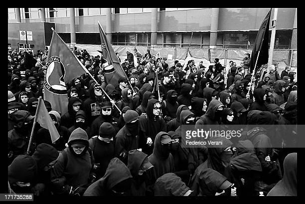 CONTENT] Black Block Demonstration against the G8 2007