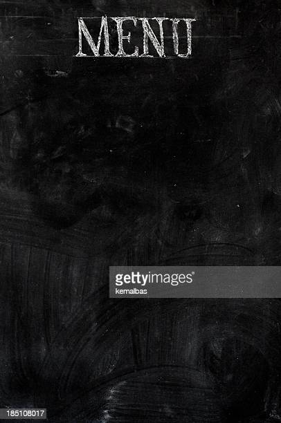 a black board with a menu label - menu stock pictures, royalty-free photos & images