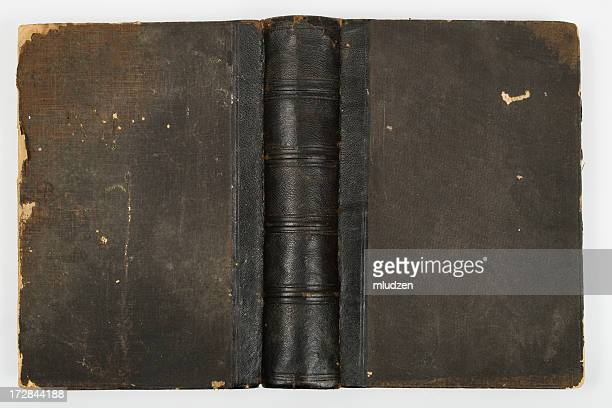 black book cover - ancient stock pictures, royalty-free photos & images