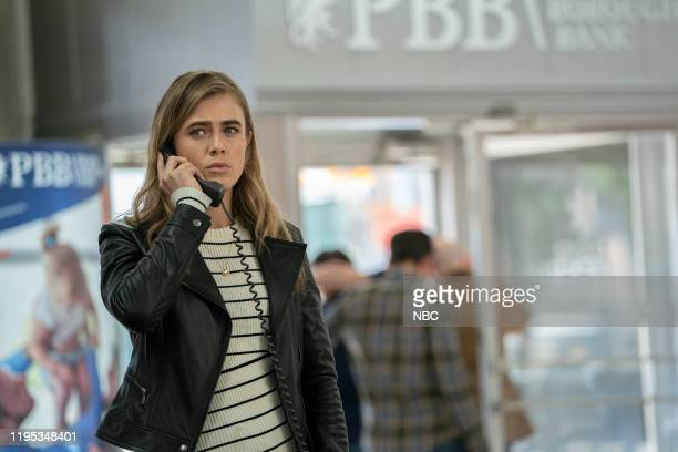MANIFEST Black Box Episode 204 Pictured Melissa Roxburgh as Michaela Stone