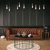Black Classic Interior
