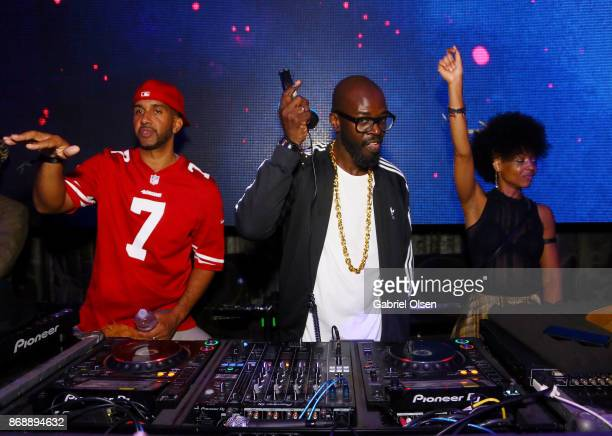 Black Coffee at treats Magazine's 7th Halloween Party in Partnership with RollsRoyce Black Badge Absolut Elyx Perrier Jouet on October 31 2017 in Los...