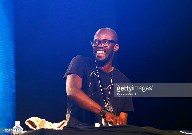 Black Coffee performs at SummerStage at Rumsey Playfield Central Park on June 15 2014 in New York City