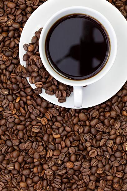 Black Coffee Wall Art