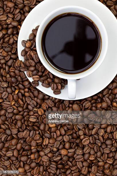 black coffee - andrew dernie stockfoto's en -beelden