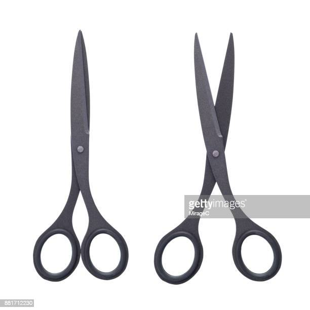 Black Colored Scissors