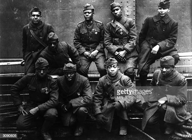 Black Doughboys in WW I