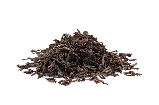 Black dry tea leaves - gettyimageskorea