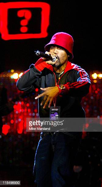 Black Eyed Peas during 2003 MOBO Awards Rehearsals at Royal Albert Hall in London United Kingdom
