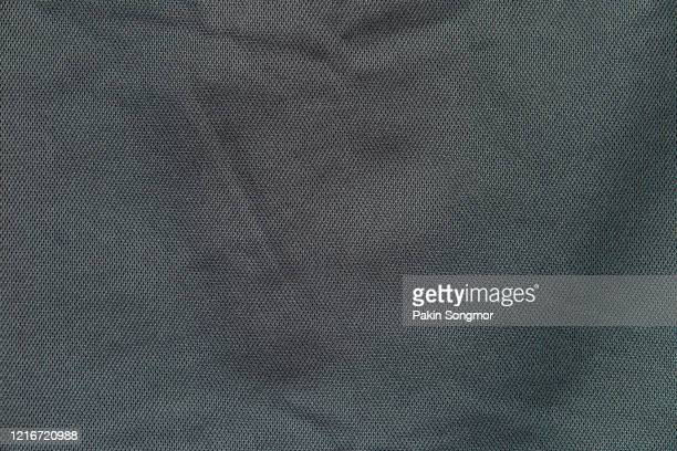 black fabric cloth texture background. - mesh textile stock pictures, royalty-free photos & images