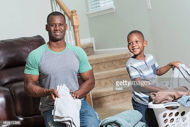 Black Vater und Sohn Wäsche