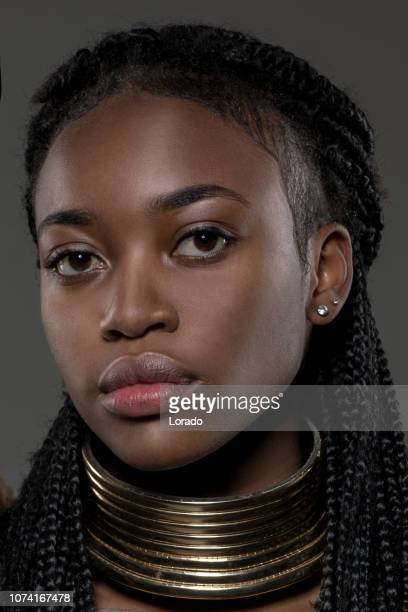 Black Female Viking