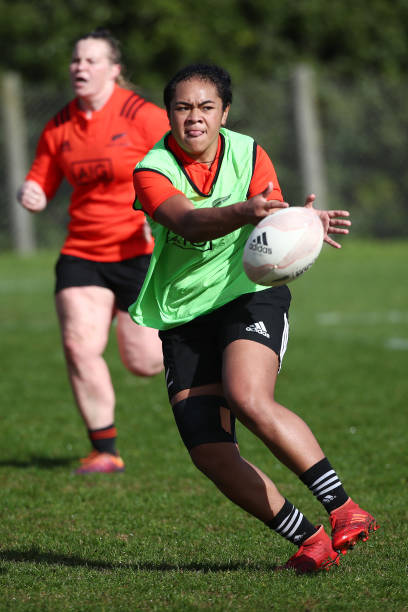 NZL: Black Ferns Training Camp