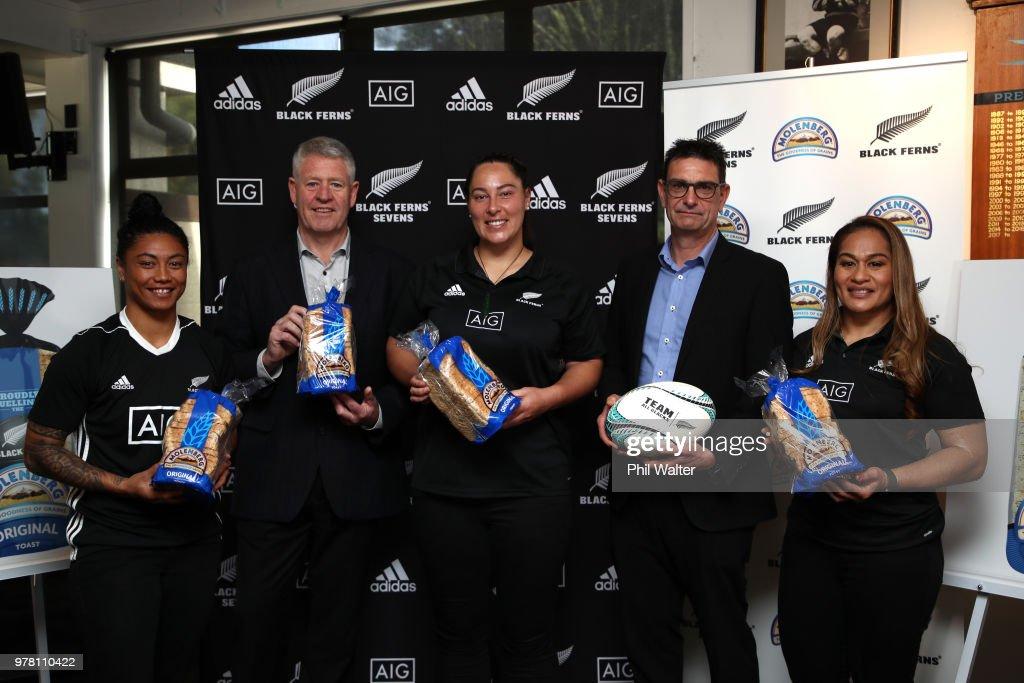 New Zealand Black Ferns Announcement