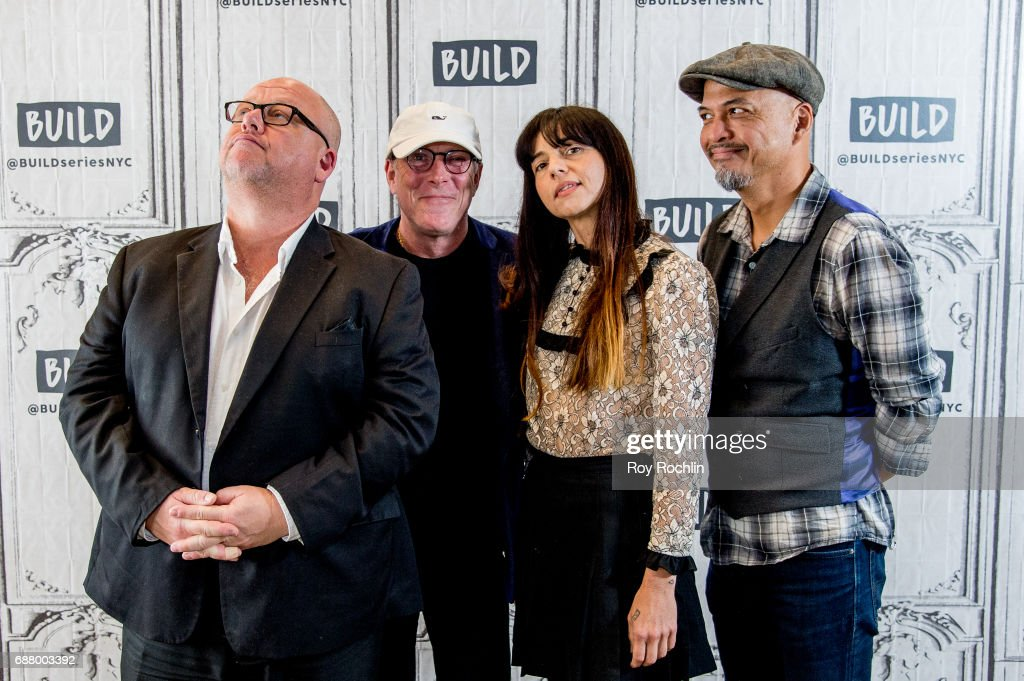 """Build Presents The Pixies Discussing Their New Album """"Head Carrier"""""""