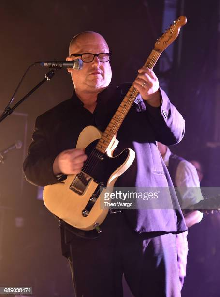 Black Francis of Pixies performs at Brooklyn Steel on May 26 2017 in New York City