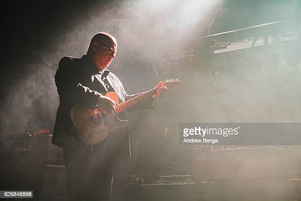 Black Francis of Pixies performs at O2 Academy Leeds on November 30 2016 in Leeds United Kingdom
